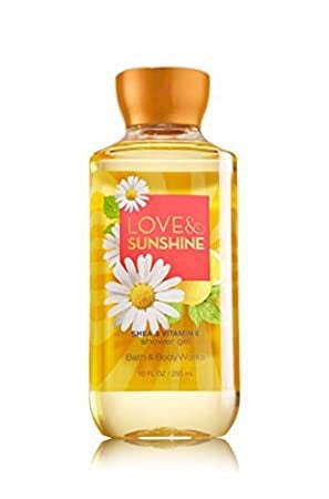 Sữa Tắm Bath & Body Works Shower Gel Love & Sunshine 295ml