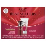 Bộ Dưỡng Da Olay Regenerist Best Sellers Face Cleanser and Moisturizer Regimen Kit