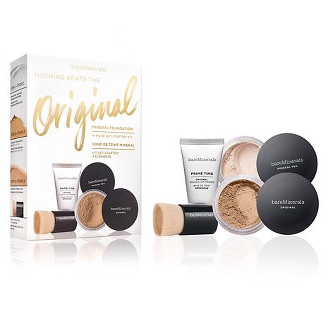 Bộ trang điểm BAREMINERALS GET STARTED MINERAL FOUNDATION KIT