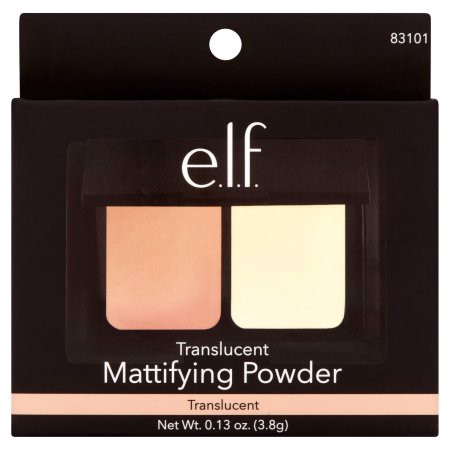 Phấn Phủ ELF Translucent Mattifying Powder 3.8g