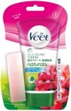 Kem tẩy lông Veet Naturals In Shower Hair Removal Cream Sensitive 150g - Nhật