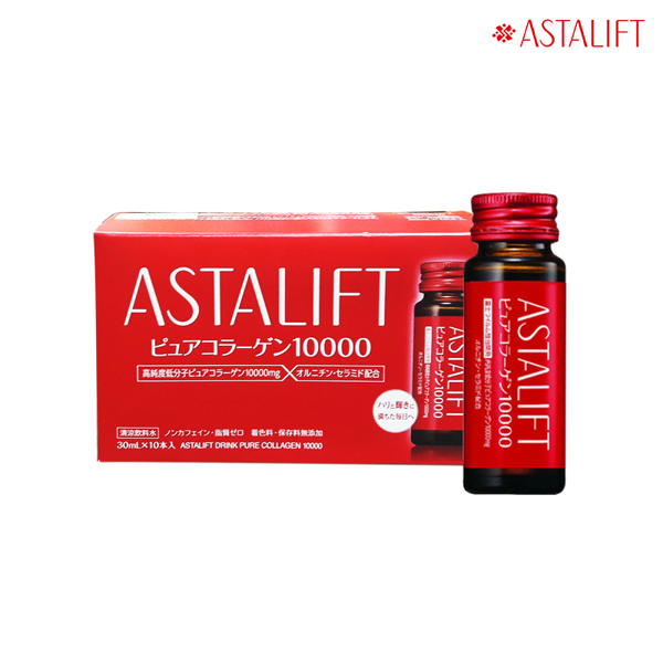 Astalift Drink Pure Collagen 10000- dạng nước