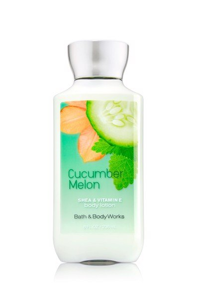 Bath & Body Works Body Lotion Cucumber Melon