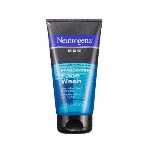 Sữa Rửa Mặt Cho Nam Neutrogena Men Invigorating Face Wash 150ml