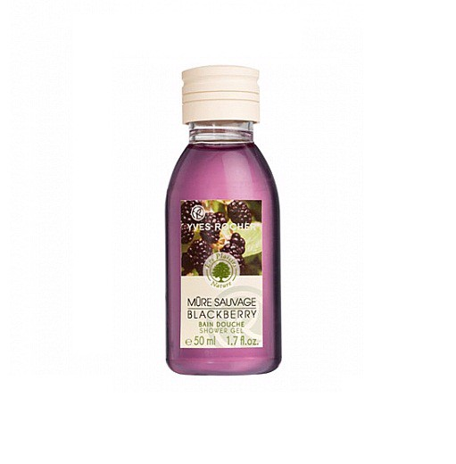 Sữa tắm Yves Rocher Blackberry Shower Gel Travel size