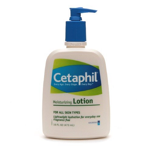 Dưỡng da Cetaphil Moisturizing Lotion, Fragrance Free 473ml