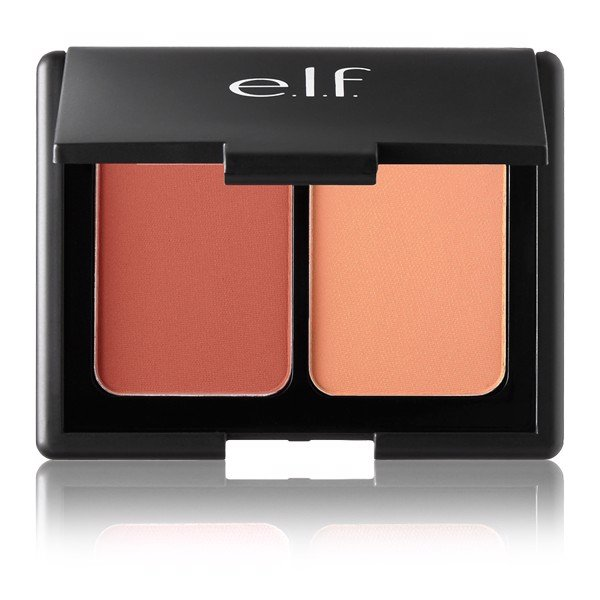Phấn Má Hồng ELF MATTE BLUSH DUO, Rosy Flush