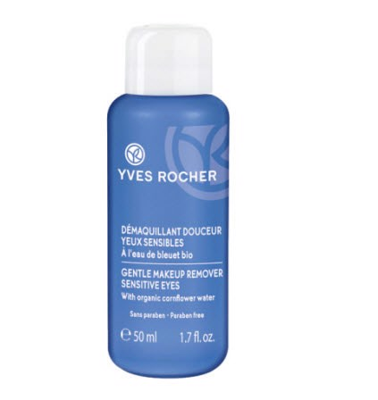 Tẩy trang mắt Yves Rocher Gentle Eye Makeup Remover for Sensitive Eyes - Travel Size