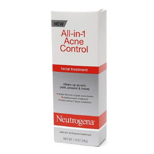 Kem Trị Mụn Neutrogena All-in-1 Acne Control Facial Treatment