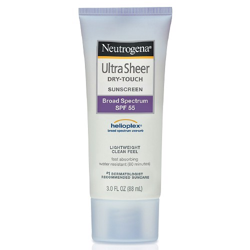 Chống Nắng Neutrogena UltraSheer Dry-Touch Suncreen SPF 55