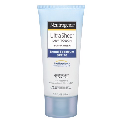 Chống Nắng Neutrogena Ultra Sheer Dry touch sunscreen spf 70+