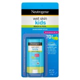 Chống nắng Neutrogena Wet Skin Kids Beach & Pool Sunblock stick, SPF 70