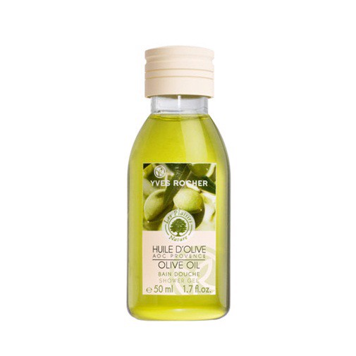 Sữa tắm Yves Rocher dầu Olive- Travel size