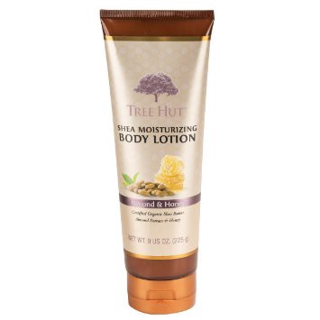 Dưỡng thể Tree Hut Shea Moisturizing Body Lotion, Almond and Honey