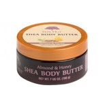 Kem dưỡng ẩm Tree Hut Shea Body Butter, Almond & Honey 198g