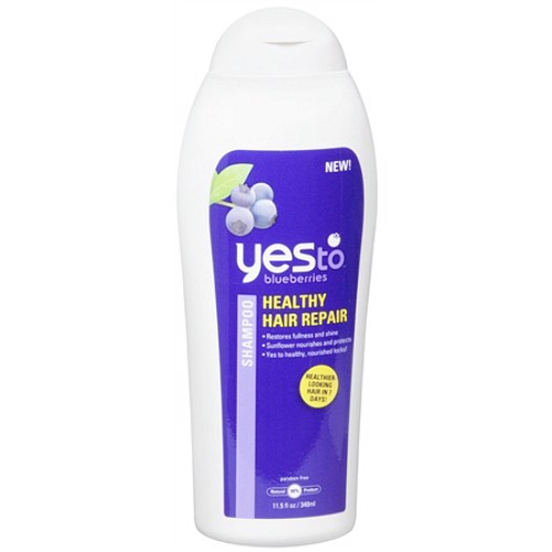 Dầu gội Yes to Blueberries Healthy Hair Repair Shampoo