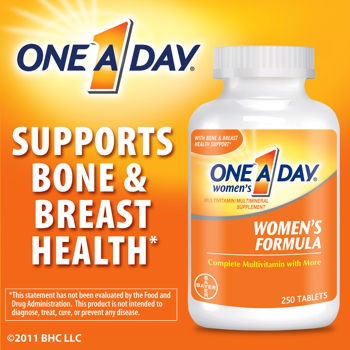 One A Day Women's Formula, 250 viên