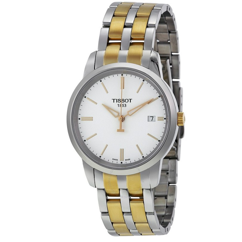 Đồng Hồ TISSOT Classic Dream Two-tone Men's Watch T0334102201101
