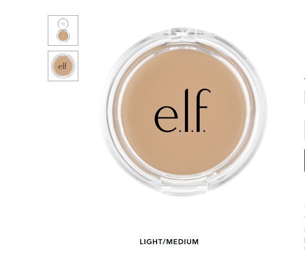 Phấn Phủ ELF Translucent Prime & Stay Finishing Powder