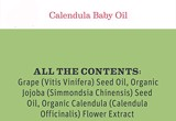 Dầu massage cho bé Earth Mama Calendula Baby Oil 120ml