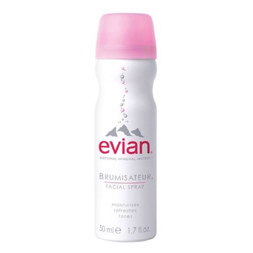 Xịt Khoáng Evian Spray Brumisateur Natural Mineral Water 50 ml