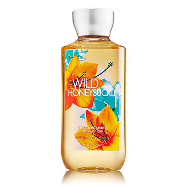 Sữa Tắm Bath & Body Works Wild Honeysuckle 295ml