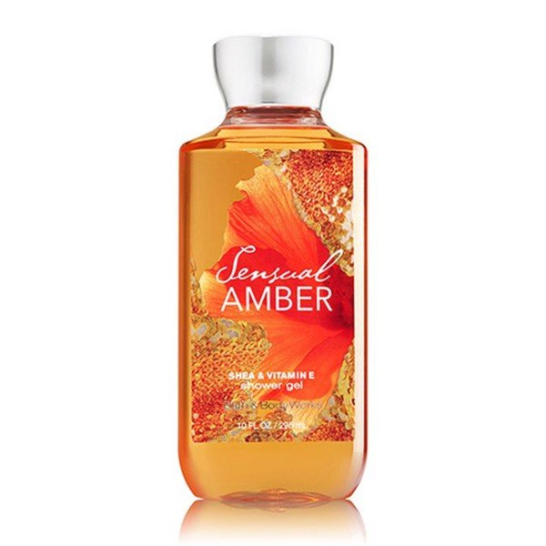 Sữa Tắm Bath & Body Works Body Lotion Sensual Amber 295ml