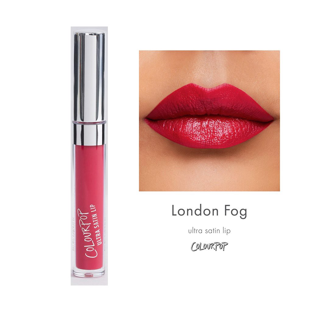 Son Kem Colourpop Ultra Satin Lip – London Fog