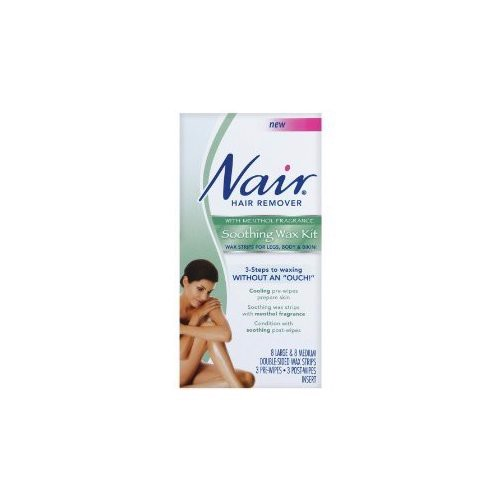 Wax lạnh Nair Soothing Wax Kit