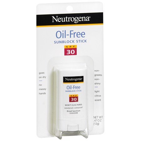 Chống Nắng Neutrogena Oil-Free Sunblock Stick SPF 30