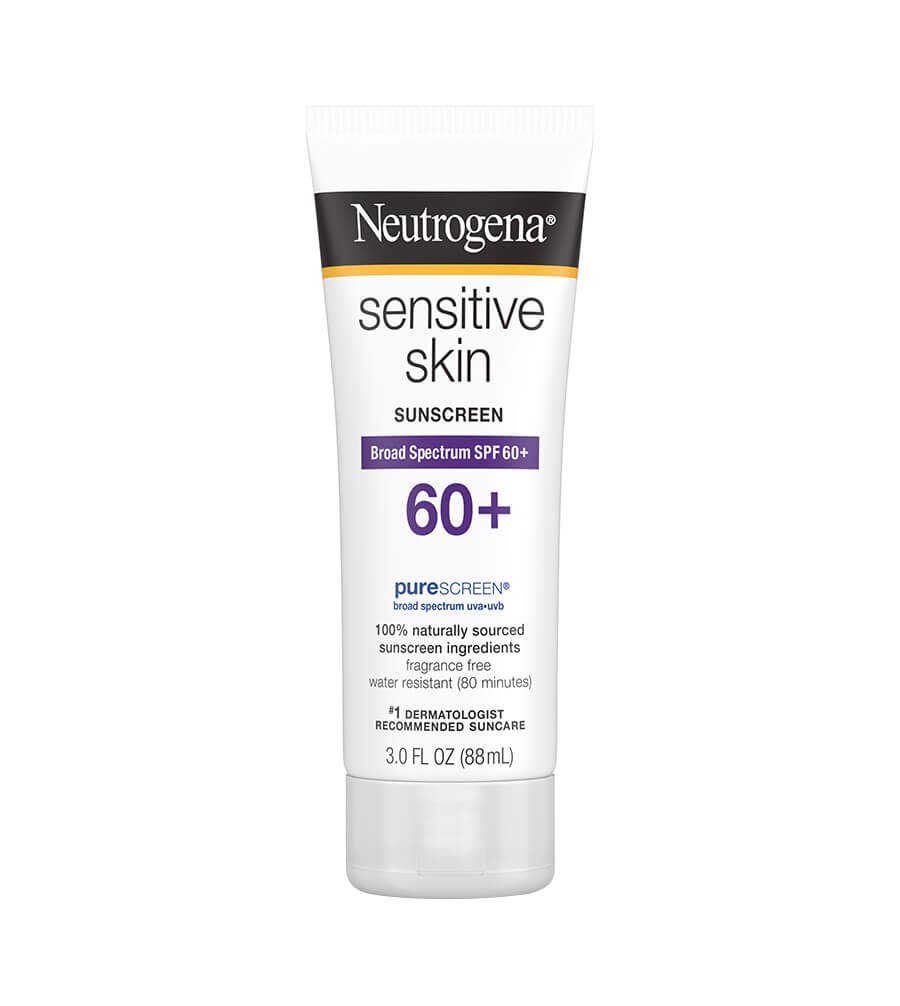 Chống Nắng Neutrogena Sensitive Skin Suncreen Lotion SPF 60+
