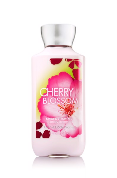 Bath & Body Works Body Lotion Cherry Blossom
