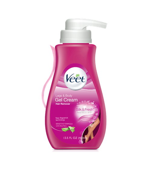Tẩy lông Veet Suprem Essence cream 400ml USA