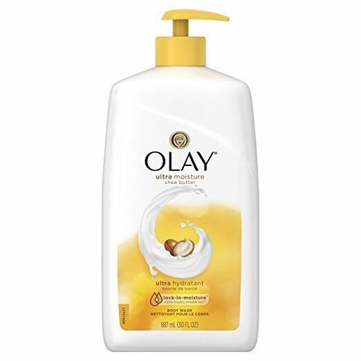 Sữa tắm Olay Ultra Moisture Shea Butter Body Wash 887ml