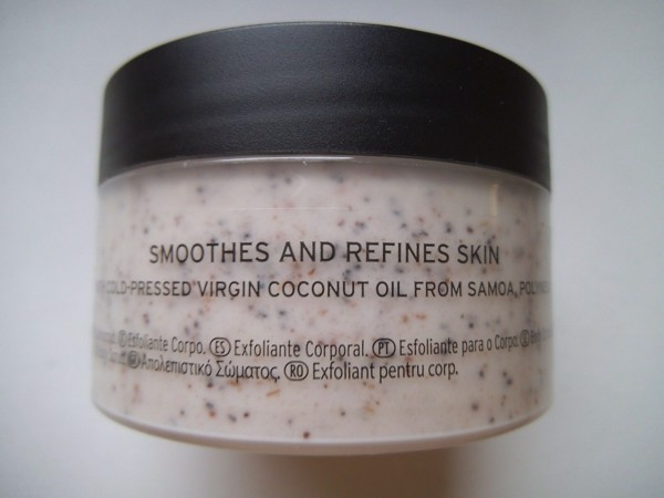 Bơ Dưỡng Thể THE BODY SHOP Coconut Body Scrub Exfoliator 50 ml