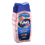 Tums Ultra Strength 1000 Antacid with Calcium Chewable Tablets, Berries 265 viên
