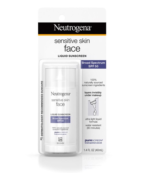Chống Nắng Neutrogena Pure & Free™ Liquid Daily Suncreen SPF 50