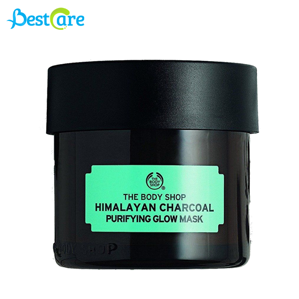 Mặt Nạ Thải Độc Da The Body Shop Himalayan Charcoal Purifying Glow Mask