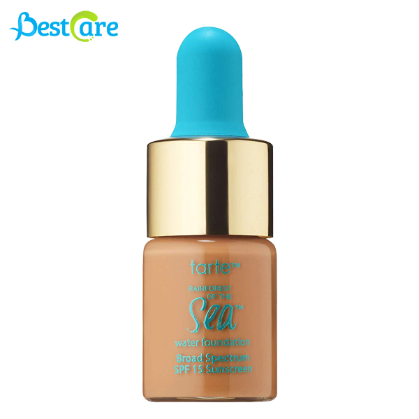Kem nền Tarte Rainforest of The Sea Radiance Water Foundation Broad Spectrum SPF15 (5ml)