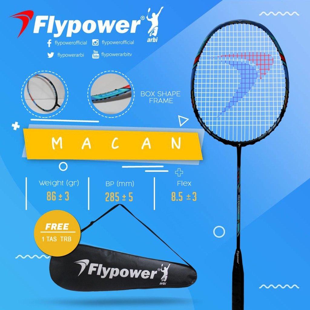 Vợt cầu lông Flypower Macan