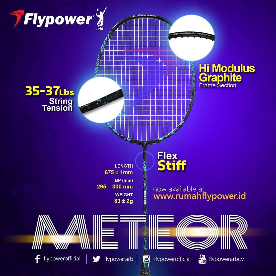 Vợt cầu lông Flypower METEOR