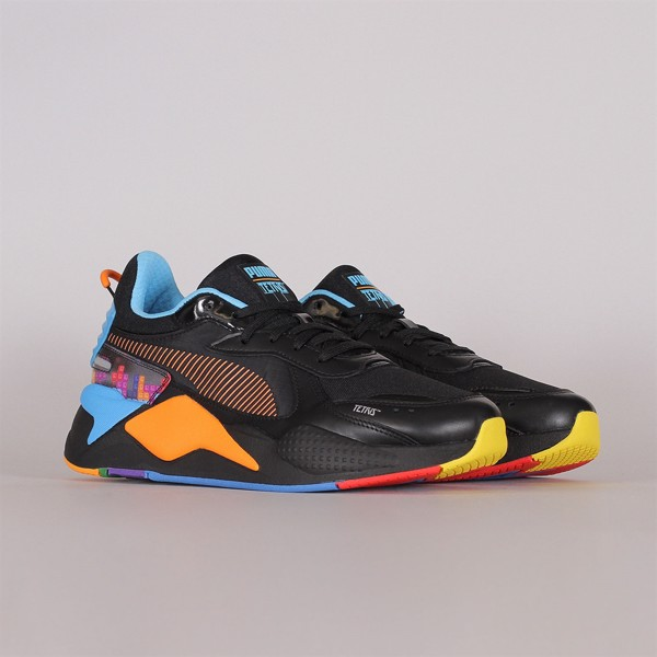 [ 372486-01 ] Puma Tetris x RS-X '35th Anniversary'