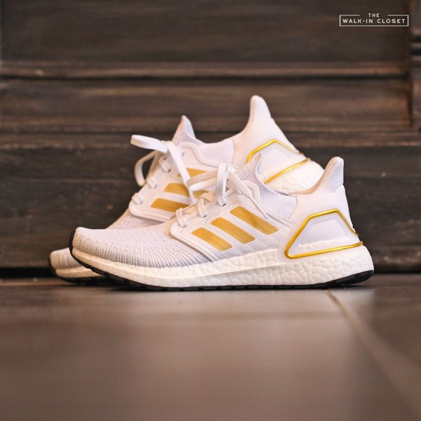 [ EG0727 ] adidas UltraBoost 2020 'Gold Metallic'