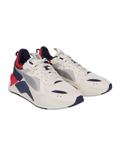 [ 36981803 ] Puma RS-X Hard Drive 'White Peacoat Red'