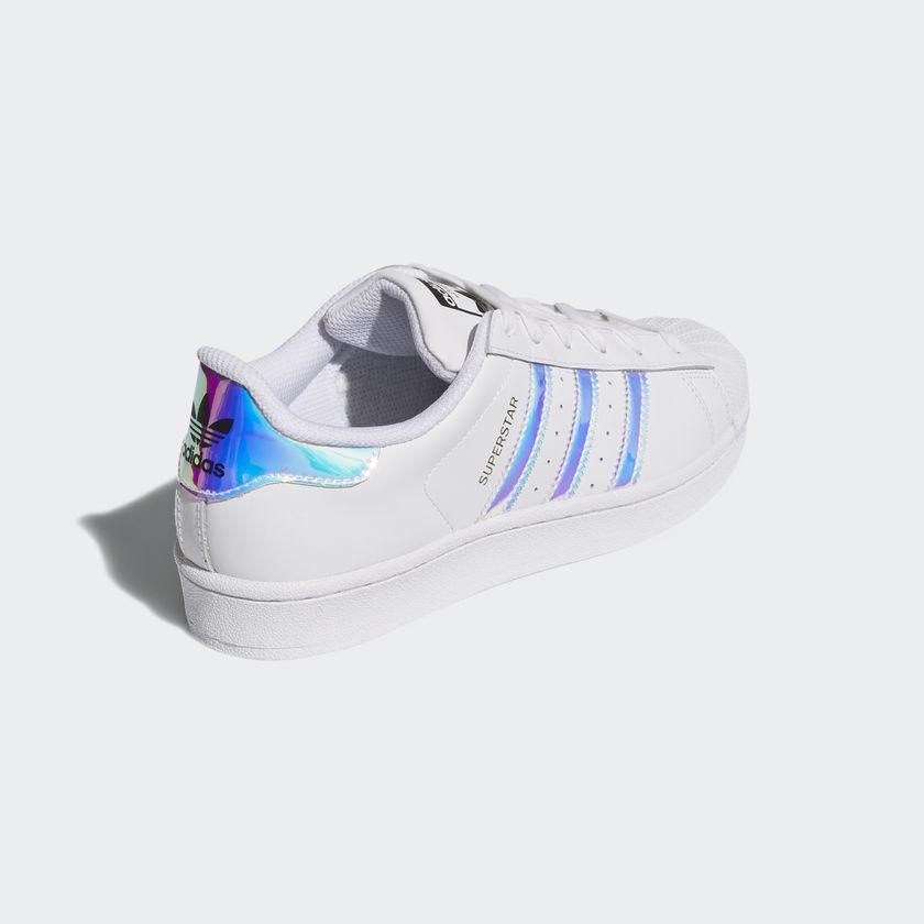 [ AQ6278 ] adidas Superstar 'Hologram'