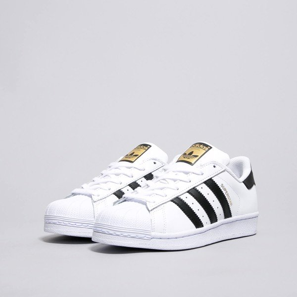 [ C77154 ] adidas Superstar 'White Core Black'