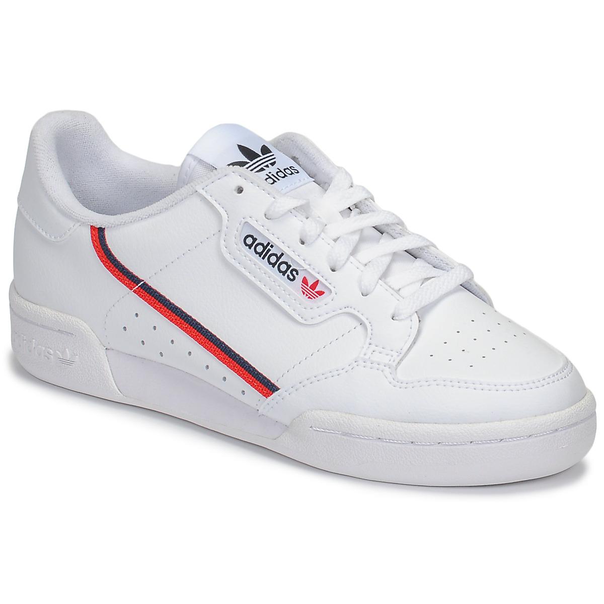 [ F99787 ] adidas Continental 80 Rascal J 'Cloud White'