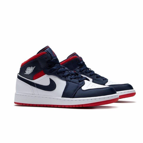 [ BQ6931-104 ] Air Jordan 1 Mid GS