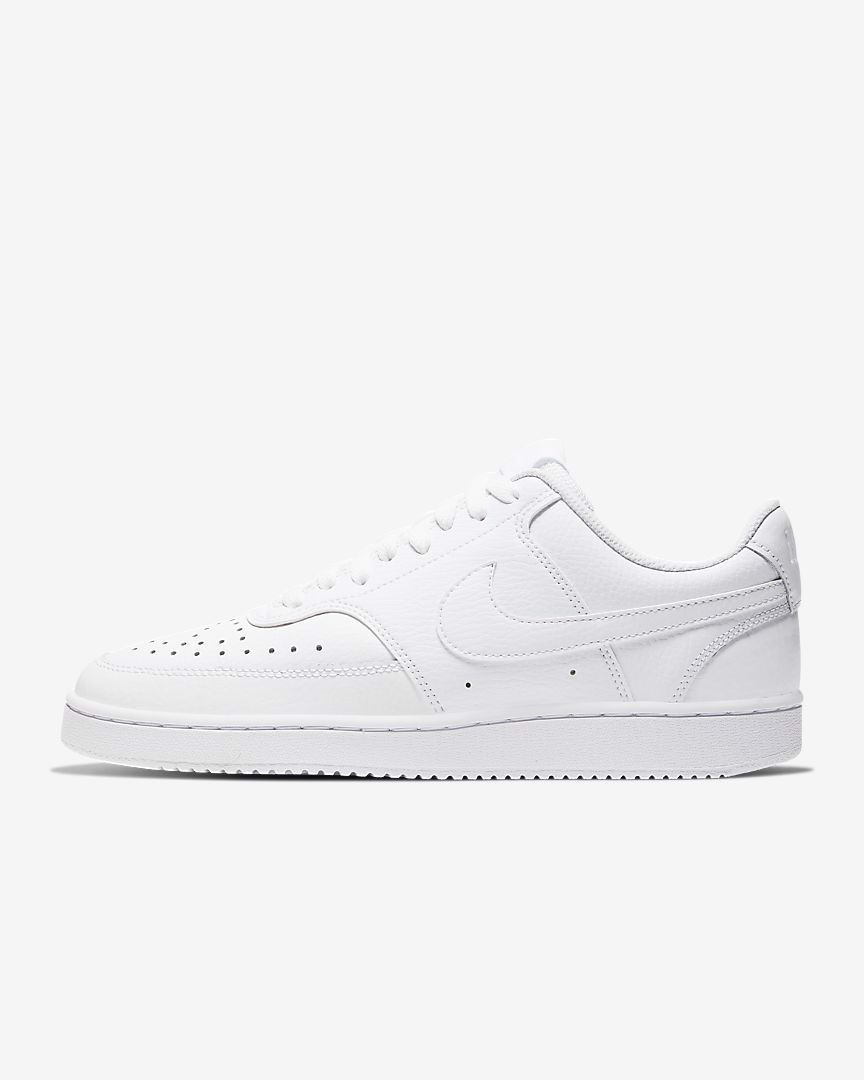 [ CD5434-100 ] Nike Court Vision Low White