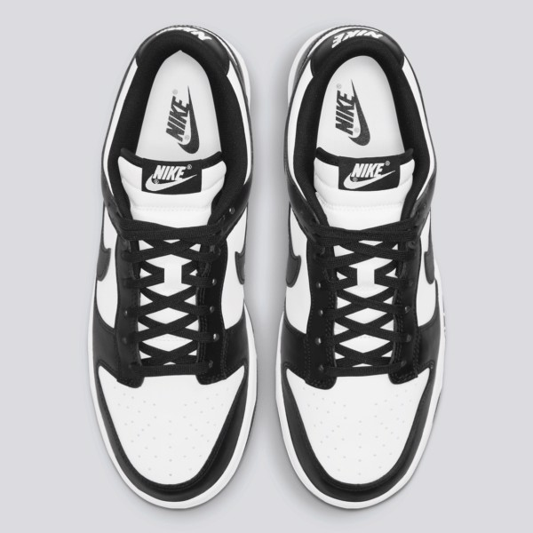 [ CW1590-100 ] Nike Dunk Low 'Black White'